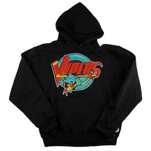 Officially Licensed Detroit Vipers Hoodie S-3X